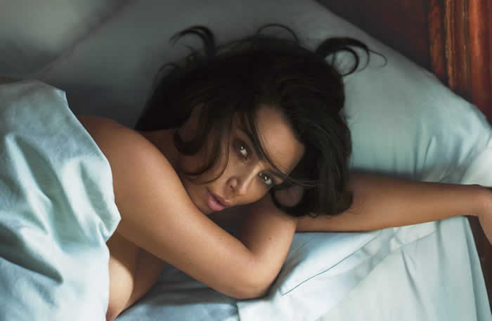 Kim Kardashian strips off for GQ mag