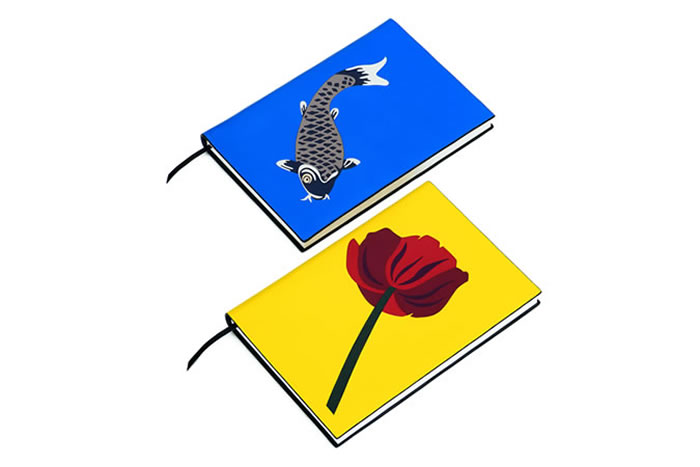 Loewe Pesce And Fiore Notebooks