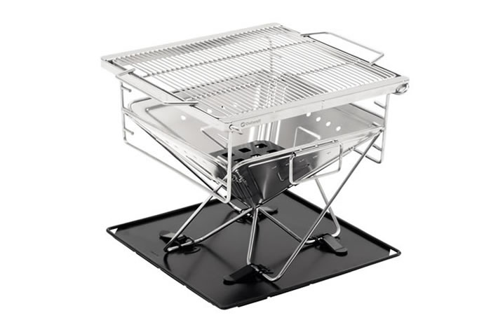 Outwell Cervon Grill And Fire Pit