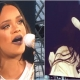 Watch Video: Rihanna Cries During Concert