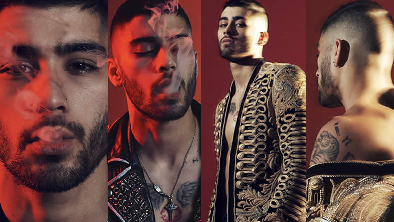 Zayn Malik's Solo Career Is Lit
