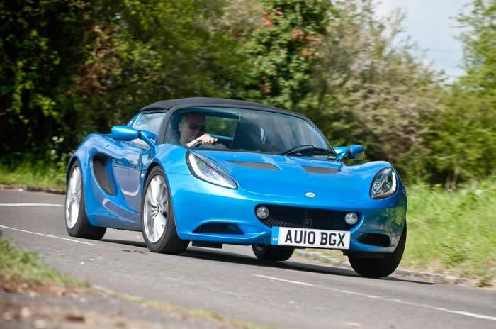 2020 Lotus Elise