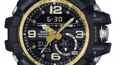 Casio Master of G receives a Vintage Gold touch