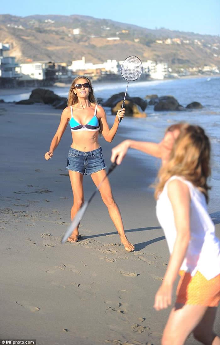Denise Richards Bikini Body