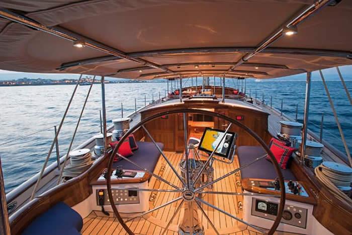 Trial sail