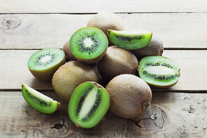 Kiwi is a great source of Minerals and Vitamins