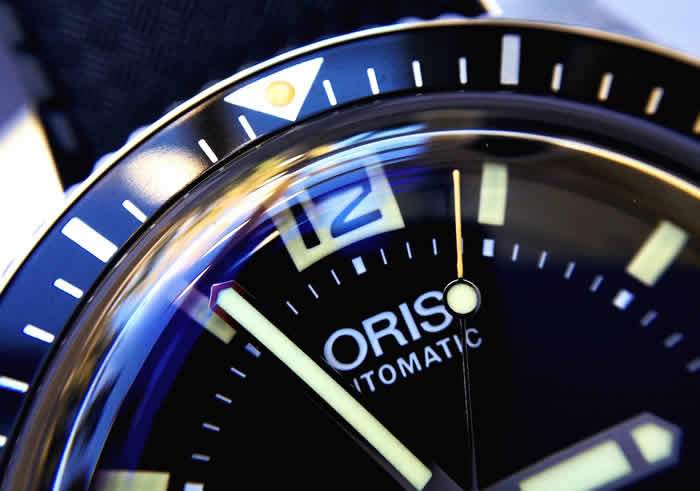 Oris Divers Sixty-Five Topper Edition Watch