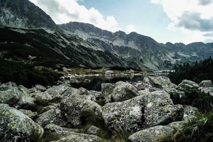 Rocks by Wojtowicz
