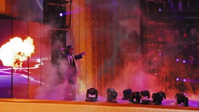 WWE 2016: The Undertaker Returns to Raw Today?
