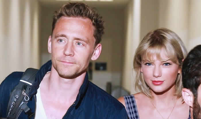 Tom Hiddleston Forced to Talk About Taylor Swift at the Emmys