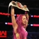 Sasha Banks vs. Charlotte – Raw Women's Championship Match