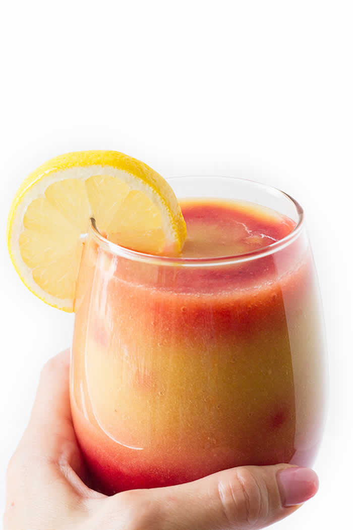 Sunrise Tea Smoothie