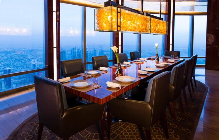 At.Mosphere at Burj Khalifa, Dubai