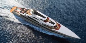 Bilgin Yachts Sign Second 80m 263 Superyacht