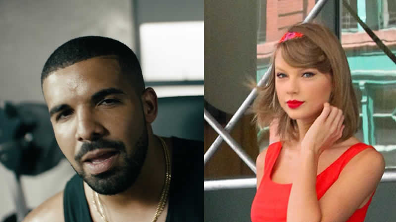 Drake Reveals Taylor Swift Weakness in New Apple Music Ad