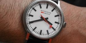 Mondaine Stop2Go Swiss Railways Watch