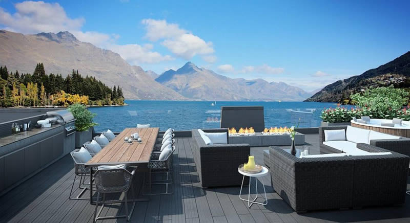 New Zealand's Most Expensive Hotel Room to Open in Queenstown
