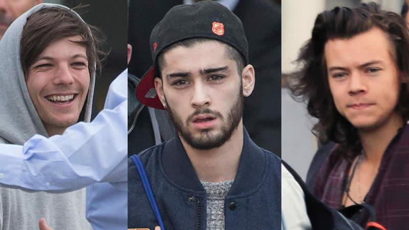 One Direction's Zayn Malik Reveals HUGE Harry Styles / Louis Tomlinson lie!