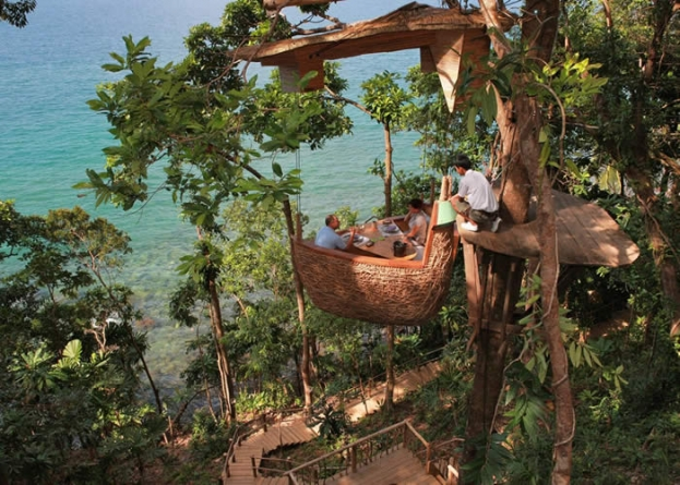 12 Of The Most Unusual Restaurants You Must Visit!