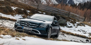 2017 Mercedes E 350 d All Terrain Review