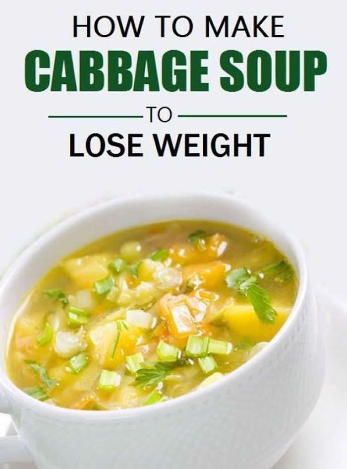 The 7-Day Cabbage Soup Diet to Lose 10-20 Pounds in a Week