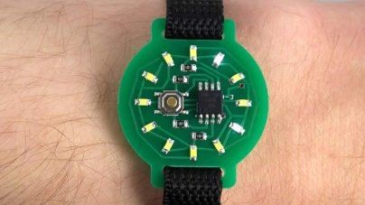 Tiny Time Watch