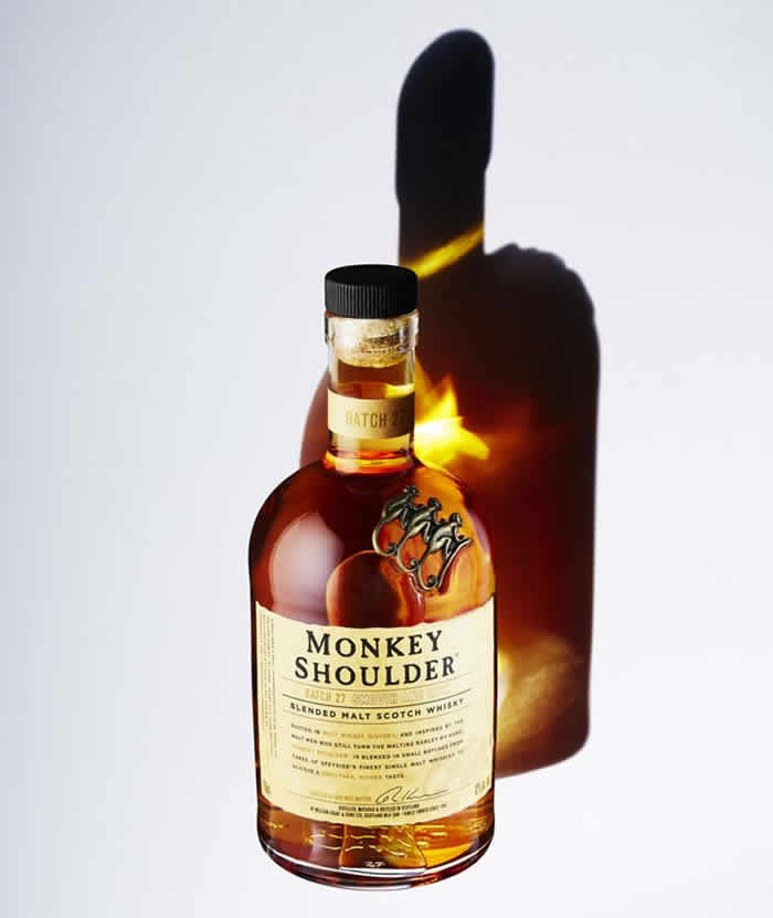 Monkey Shoulder Blended Malt Scotch