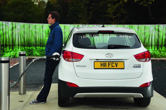 Hyundai ix35 Fuel Cell long Term Test Review