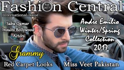 Fashion Central International February Issue 2017