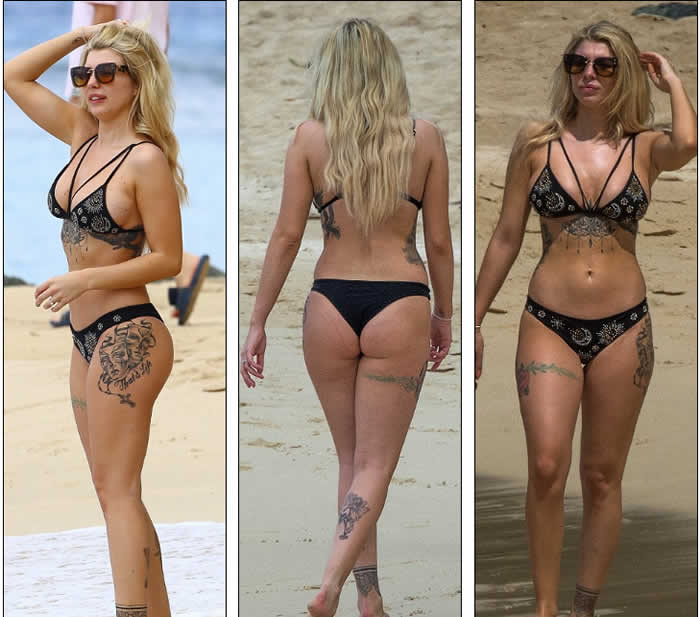 Love Island's Olivia Buckland Shows Off Her Toned Abs in Bikini