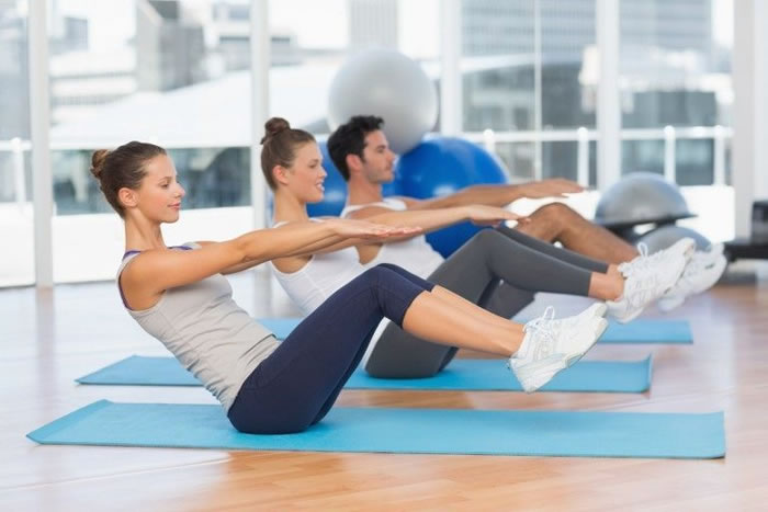 5 Pilates Exercises for a Toned Core