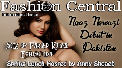 Fashion Central International Issue 41