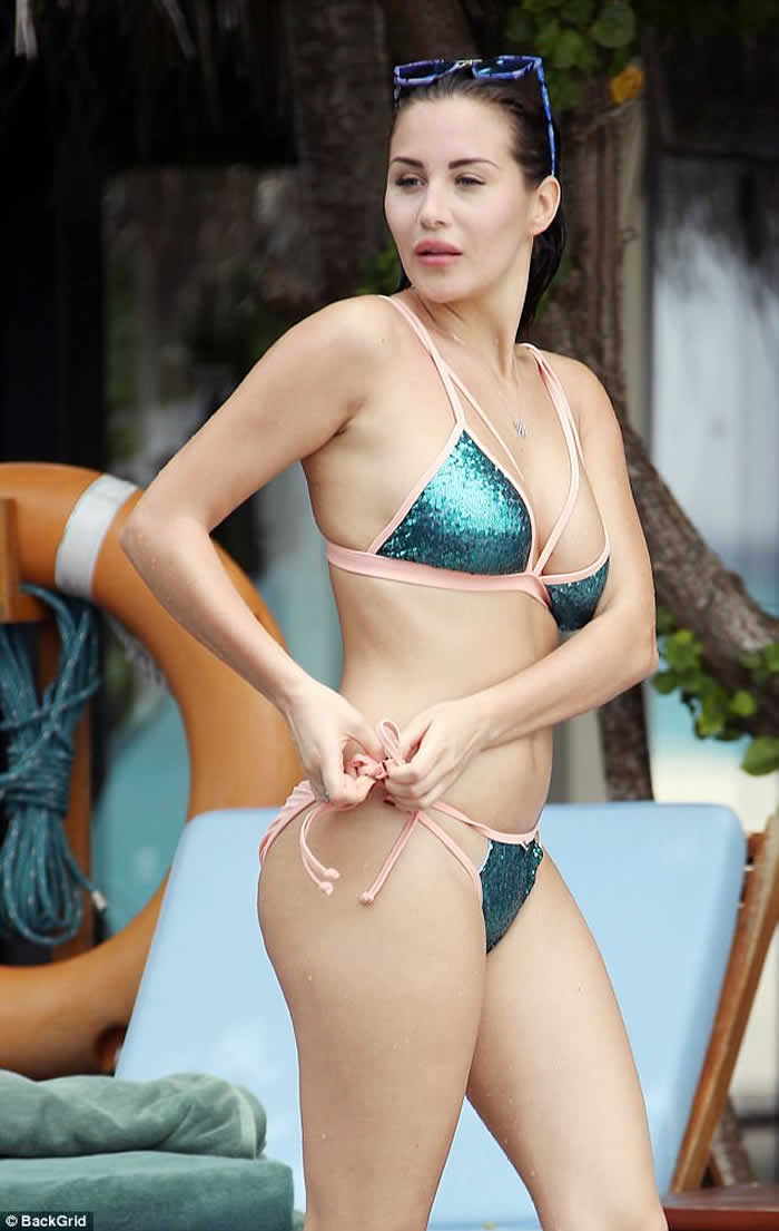 Chloe Goodman Leaves Little to The Imagination in Bikini