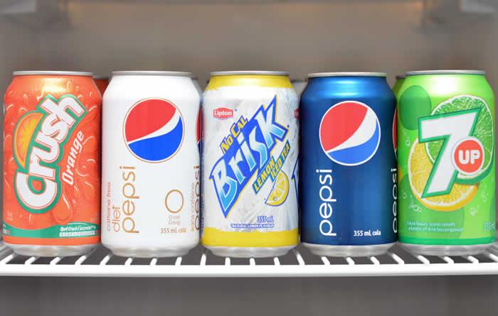 Zero-calorie beverages