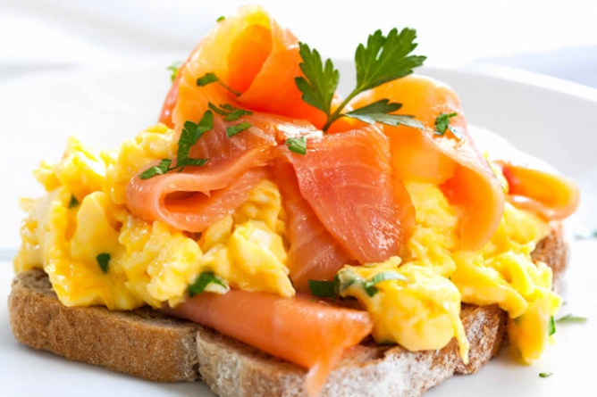 7 Healthy foods You Should Be Eating for Breakfast
