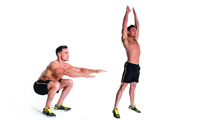 7 Best Bodyweight Exercises For Stronger Legs