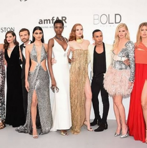 The Most-Glamorous Looks From The 2017 Milano amfAR Gala