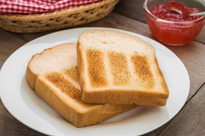 Whole-grain toast