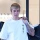 Justin Bieber Wears Daniel Patrick