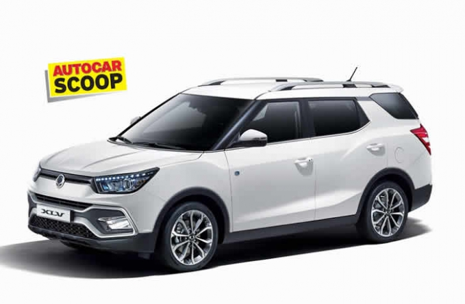 Two Versions for Mahindra's Tivoli Based S201 SUV