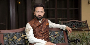 Eid Collection by Shameel Khan of Festive Kurtas & Waistcoat