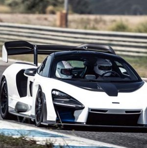 McLaren Senna First Drive Review