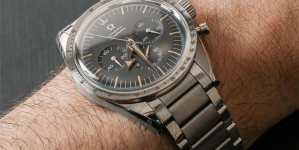 Omega Speedmaster '57 Chronograph The 1957 Trilogy Mens Watch