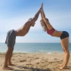 How Partner Yoga Can Make Sex Hotter