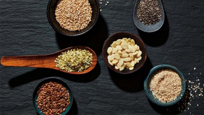 These 6 Kinds of Seeds Make Tasty, Nutrient-Packed Snacks