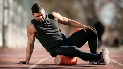 How 15 Minutes of Foam Rolling Results in Fewer Injuries