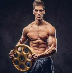 All You Need Is a Weight Plate to Demolish Your Abs