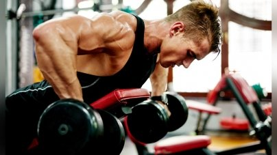 Build Massive Triceps With This 4-Move Workout