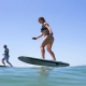 FLOAT ABOVE THE WATER With ELECTRIC HYDROFOIL SURFBOARD