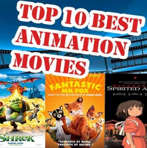 The 10 Best Animated Movies Of All Time